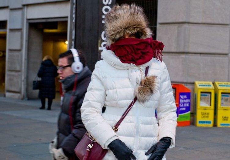 Amerika Güney Kutbu'ndan daha soğuk!