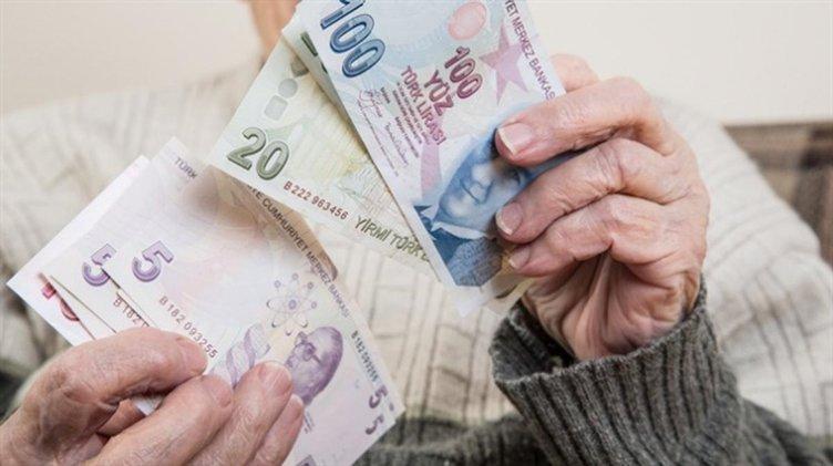 Emekliye 830, Memura 2 bin 630 TL! Emekliye ek ödeme geliyor!