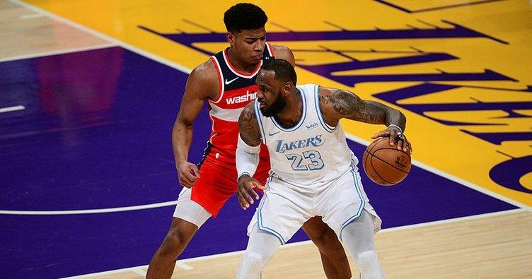 Washington Wizards Lakers'a geçit vermedi