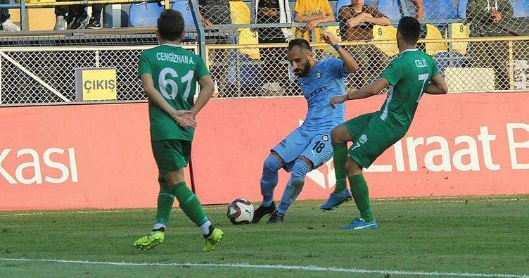 Altay 1-0 Görelespor | Maç sonucu