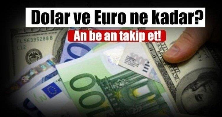 Dolar kuru bugün ne kadar? Güncel piyasalarda canlı Euro dolar alış satış fiyatı 26 Haziran
