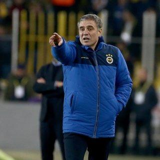 Fenerbahçe teknik direktörü Ersun Yanal'dan şampiyonluk sözleri