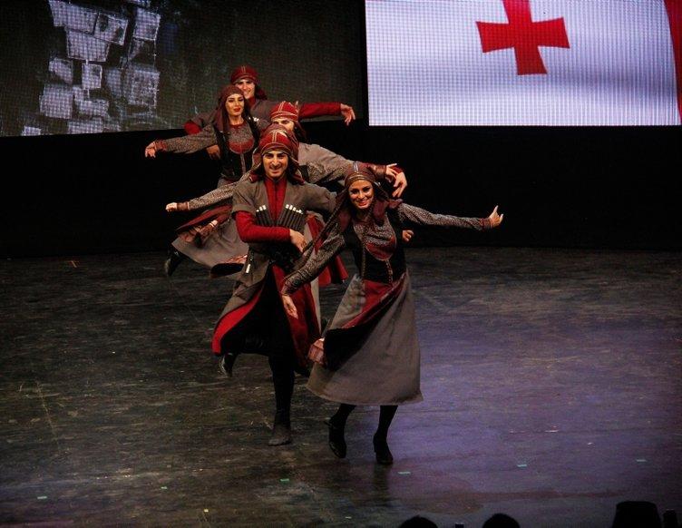 Uluslararası Altın Karagöz Halk Dansları Yarışması