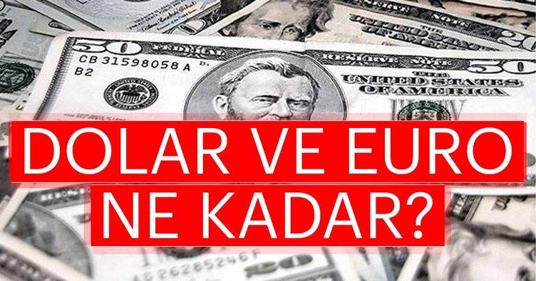 12 Temmuz güncel dolar kuru! - Dolar ve Euro bugün ne kadar oldu?