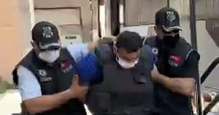 İzmir'de HDP binasına saldırıda bulunan Onur Gencer tutuklandı