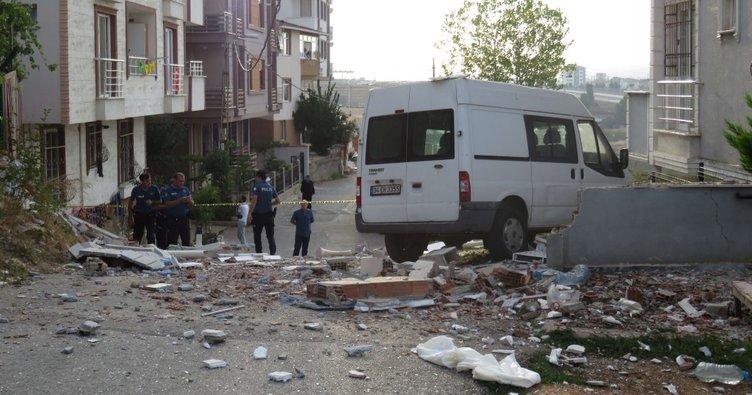 Son dakika haberi: Sancaktepe'de bir evde patlama!