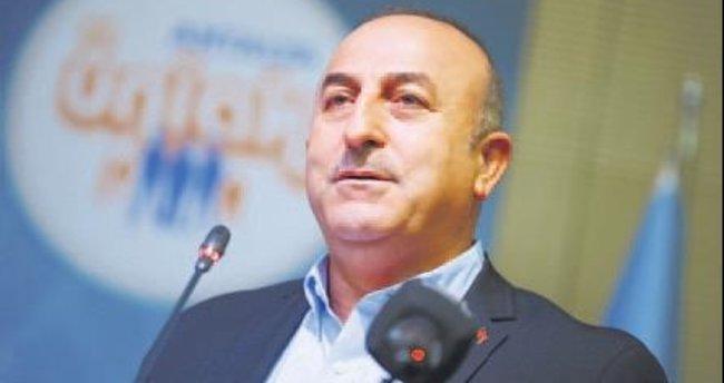 ABD'de gözler Çavuşoğlu'nun ziyaretinde