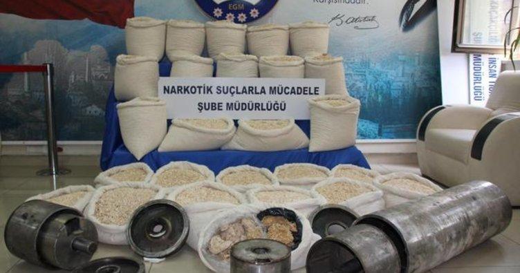 Hatay'da 41 bin uyuşturucu hap ele geçirildi