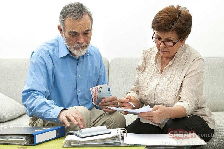 Emekli Temmuz Zammı ne kadar olacak? Emekliye yüzde 6.7 - memura 7.7 zam geliyor!