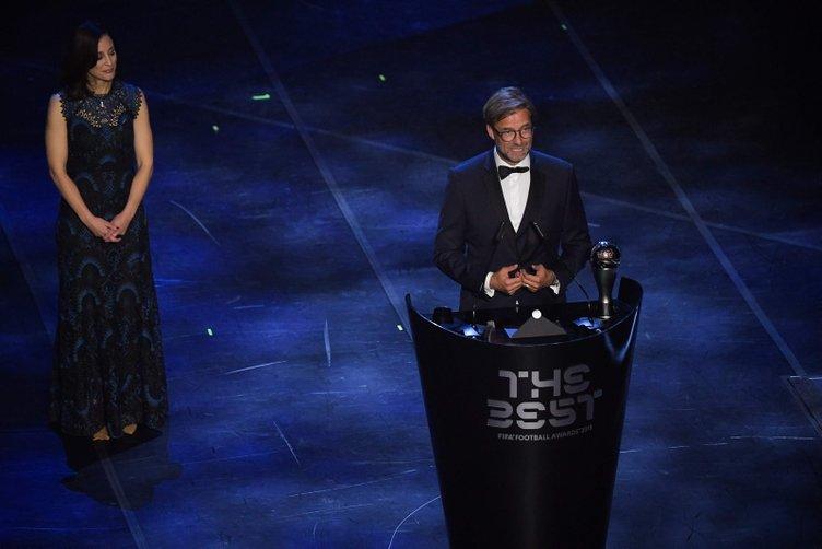 FIFA En İyiler Ödülleri sahiplerini buldu: En İyi Erkek Futbolcu Lionel Messi
