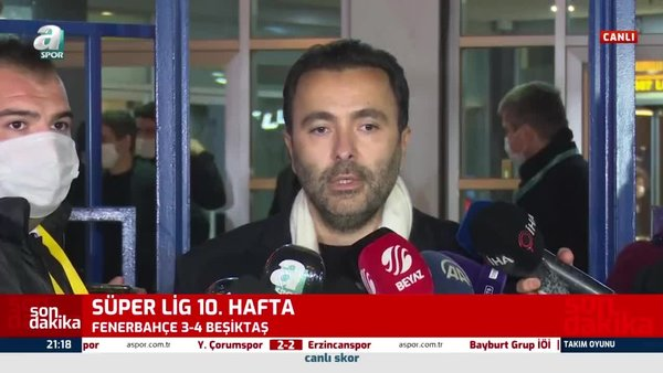 Fenerbahçe-Beşiktaş derbisini Emre Kocadağ değerlendirdi