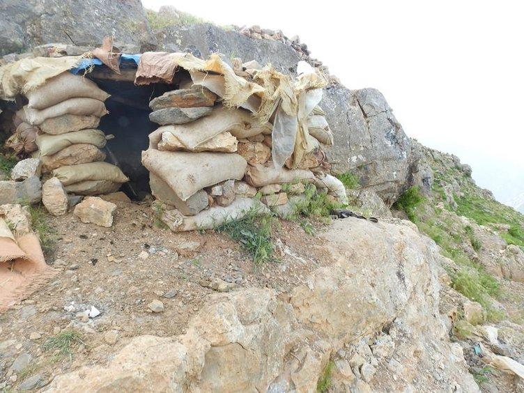TSK'nın hava harekatında öldürülen teröristlerden biri kadın keskin nişancı