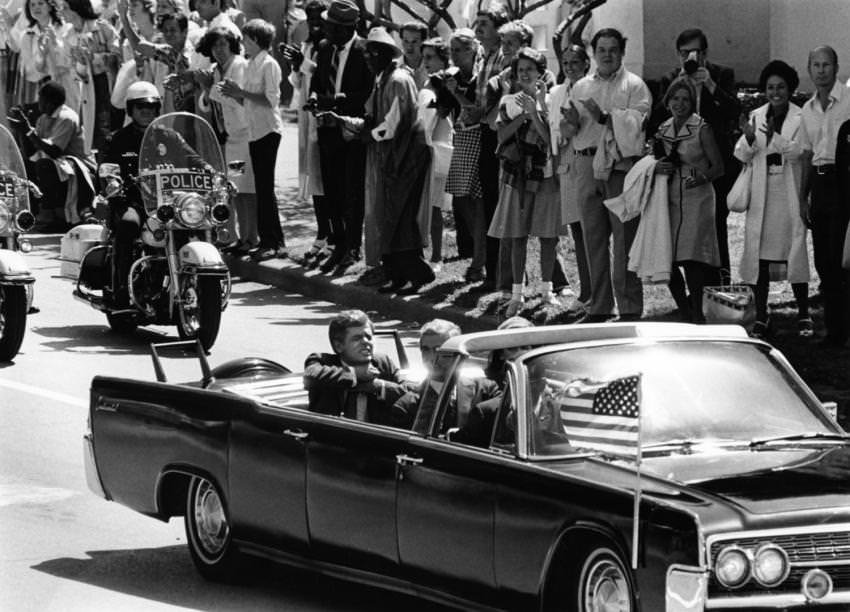 a history of the assassination of john f kennedy Robert f kennedy had his own suspicions regarding the assassination of his brother, president john f kennedy, in 1963, and may have felt partly responsible he also uttered the prophetic words.
