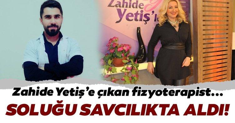 Zahide Yetiş'in programına çıkan Fizyoterapist Ersin Sever'i dolandırdılar!