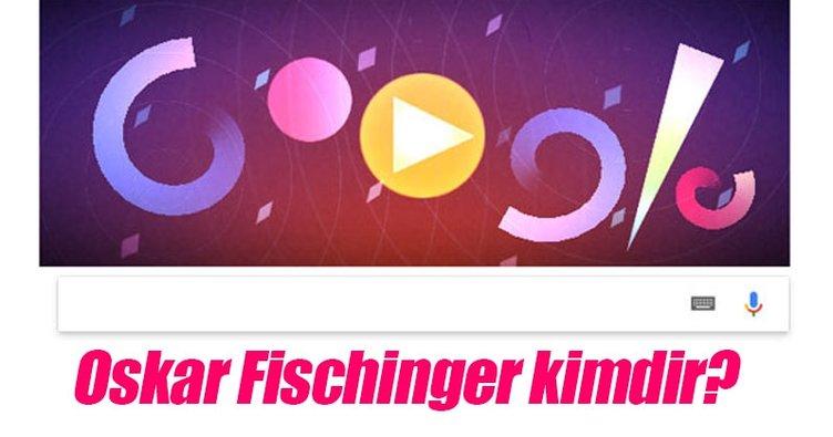 Muhteşem hayatı ile dikkat çeken Oskar Fischinger kimdir? - Oskar Fischinger doğum gününde doodle oldu