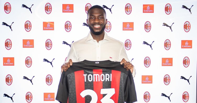 Milan, Chelsea'den Fiakayo Tomori'yi transfer etti