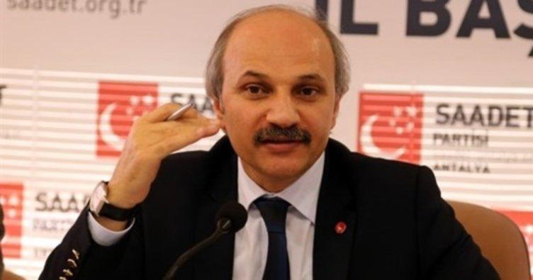 Saadet Partisi'nden flaş 'CHP mitingi' açıklaması