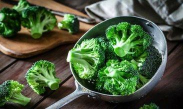 Brokolinin faydaları nelerdir, ne işe yarar? Brokoli nasıl tüketilir, zayıflatır mı?