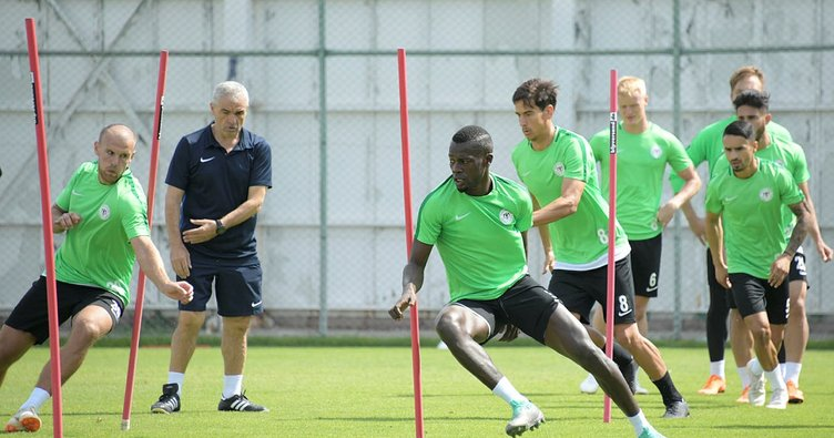 Konyaspor'da Fenerbahçe mesaisi