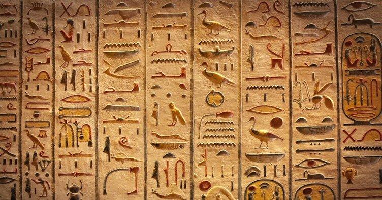 Hiyeroglif nedir, hangi uygarlığa aittir? Hiyeroglif yazısı ne zaman ortaya çıktı?