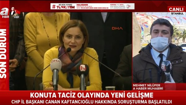 Son dakika: CHP İstanbul İl Başkanı Canan Kaftancıoğlu hakkında soruşturma başlatıldı | Video