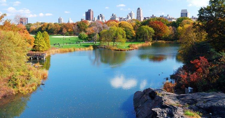 Dünyadaki büyük şehir parkları!
