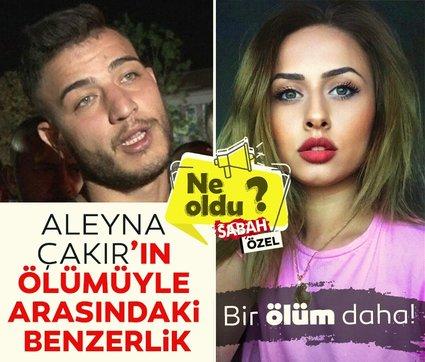 Son Dakika: Esra Hankulu'nun ölü bulundu! Ümitcan Uygun'un dahli var mı, Aleyna Çakır'ın ölümü ile nasıl bir benzerlik var?