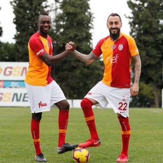 Galatasaray'da çift forvet sıkıntısı! 41 dakika sıfır gol