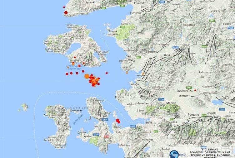SON DAKİKA | Ege için deprem ve tsunami uyarısı! Riskli illeri tek tek açıkladı