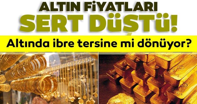SON DAKİKA: Altın fiyatları sert düştü! Altında ibre tersine mi dönüyor? Uzman isimden flaş altın yorumu: Altın fiyatları için yönün…