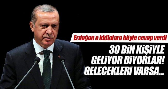 Cumhurbaşkanı Erdoğan Musul tartışmasında son noktayı koydu