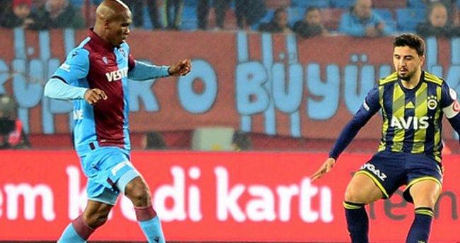 Trabzonspor ilk yarıda garantiye almazsa, final Fenerbahçe'nin olur