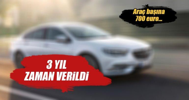 Opel için 3 yıl zaman verildi