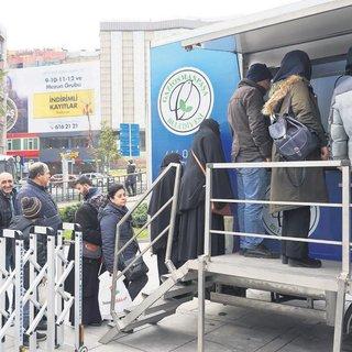 İstanbul'da ilk iki tanzim devrede