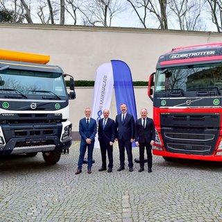 Volvo Trucks, Türkiye'de üretim düşünebilir
