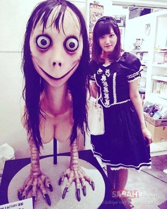 Ölümcül oyun Momo hakkındaki gerçek ortaya çıktı