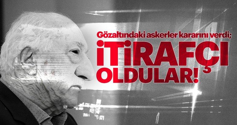 FETÖ'den gözaltına alınan 30 jandarma astsubay itirafçı oldu