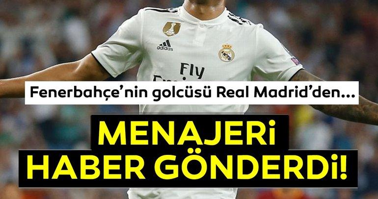 Son dakika transfer haberi: Fenerbahçe dünyaca ünlü yıldızı Real Madrid'den getirmeye hazırlanıyor! İşte o isim