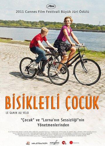 Bisikletli Çocuk filminden kareler