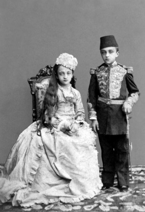 2. Abdülhamid'in aile albümü