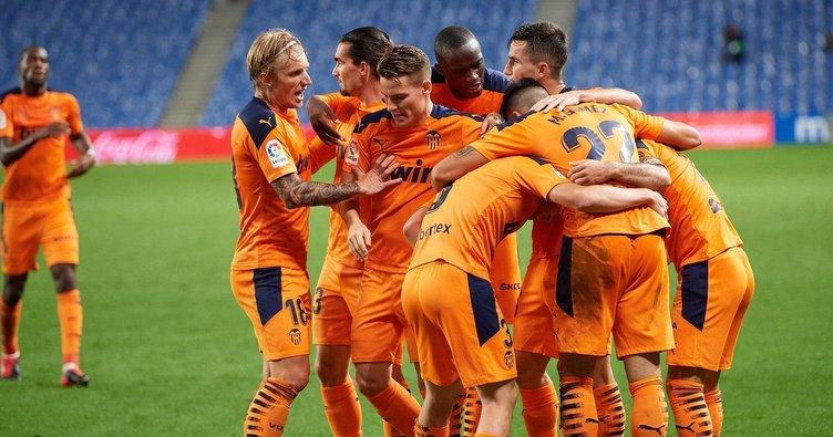 Real Sociedad 0-1 Valencia   MAÇ SONUCU