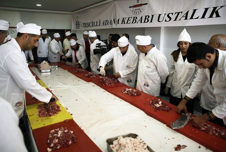 Tescilli Adana kebabına yeni ustalar kazandırılıyor