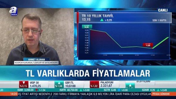 Ahmet Uluhan: TL varlıkları ciddi bir potansiyel barındırıyor