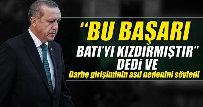 """""""Erdoğan'ın başarısı Batı'yı kızdırdı"""""""