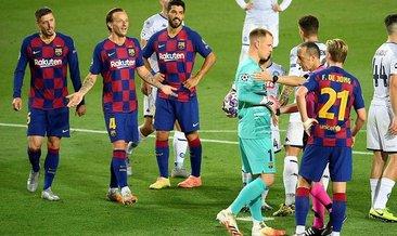 Cüneyt Çakır 2 penaltı verdi Barcelona turladı