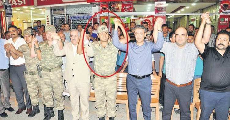 Darbeci askeri serbest bırakan hâkime terfi!