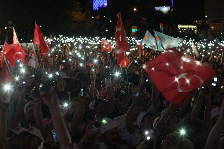 Türkiye'nin dört bir yanında şölen var