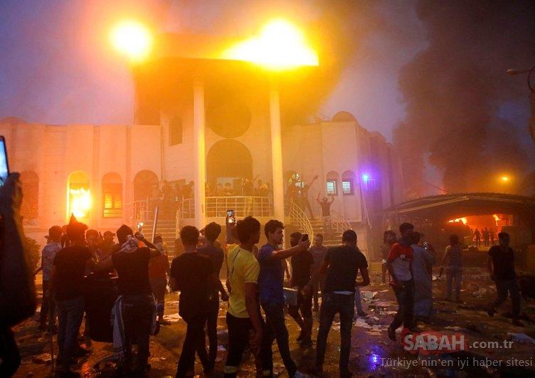 İran'daki saldırının şifreleri