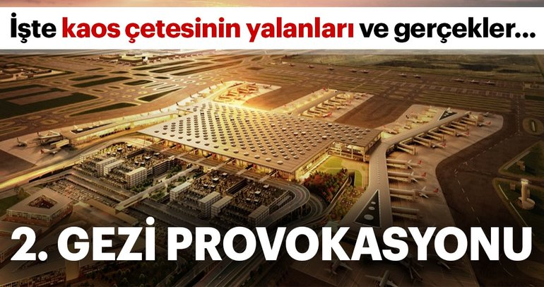 2. Gezi Provokasyonu