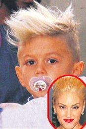 En trendy saçlar bu çocuklarda
